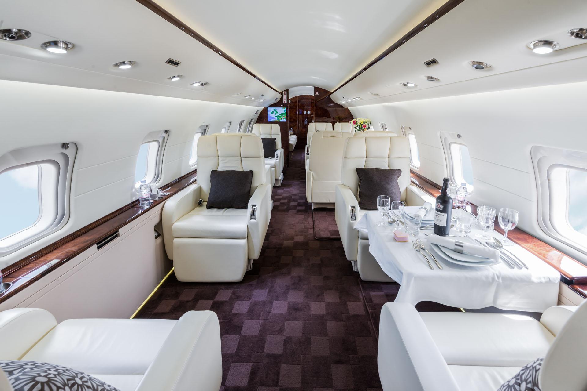 luxury jet ghana