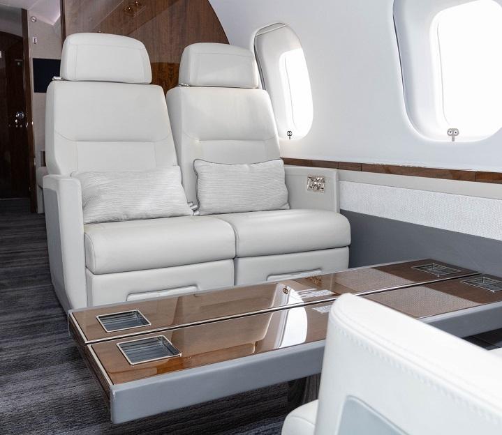 Jet Charter Global 6000