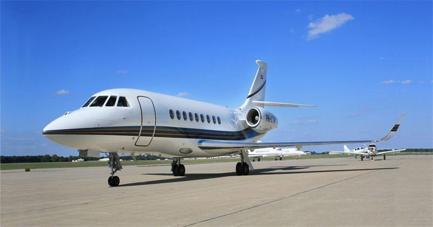 Uber Luxury Private Jet Diamonte Jets